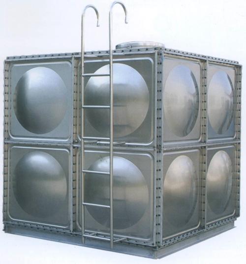 不锈钢水箱安装调试及清理